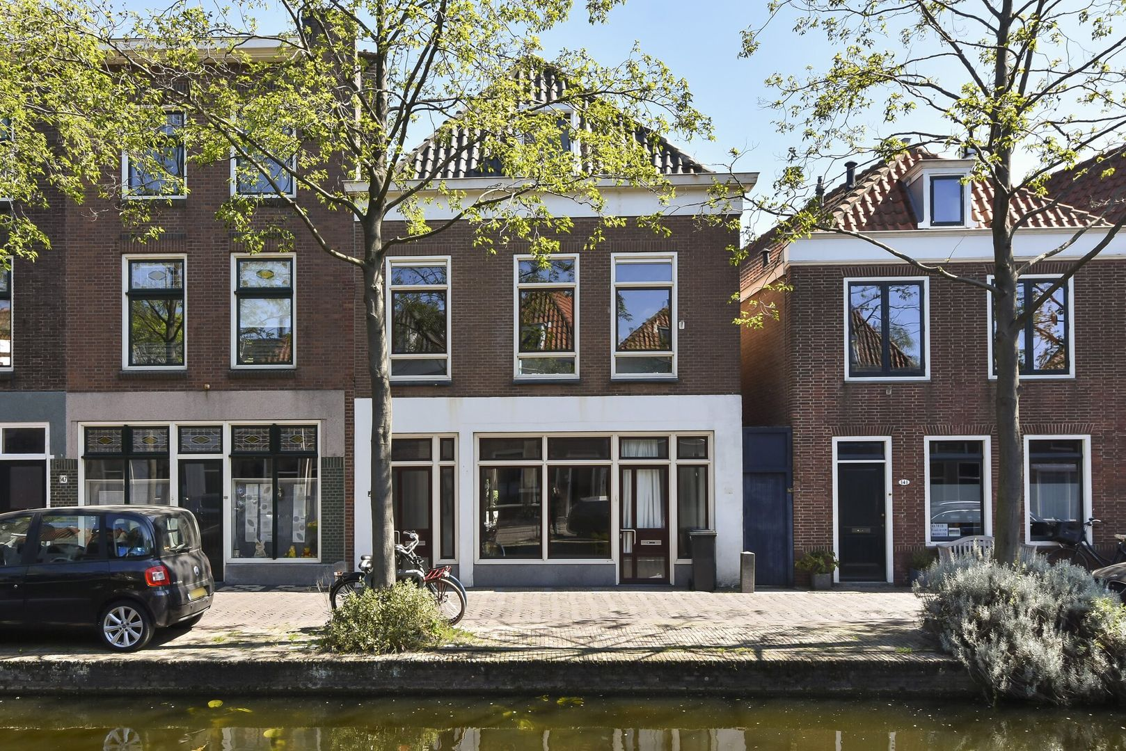Achterom 143 a, Delft foto-1