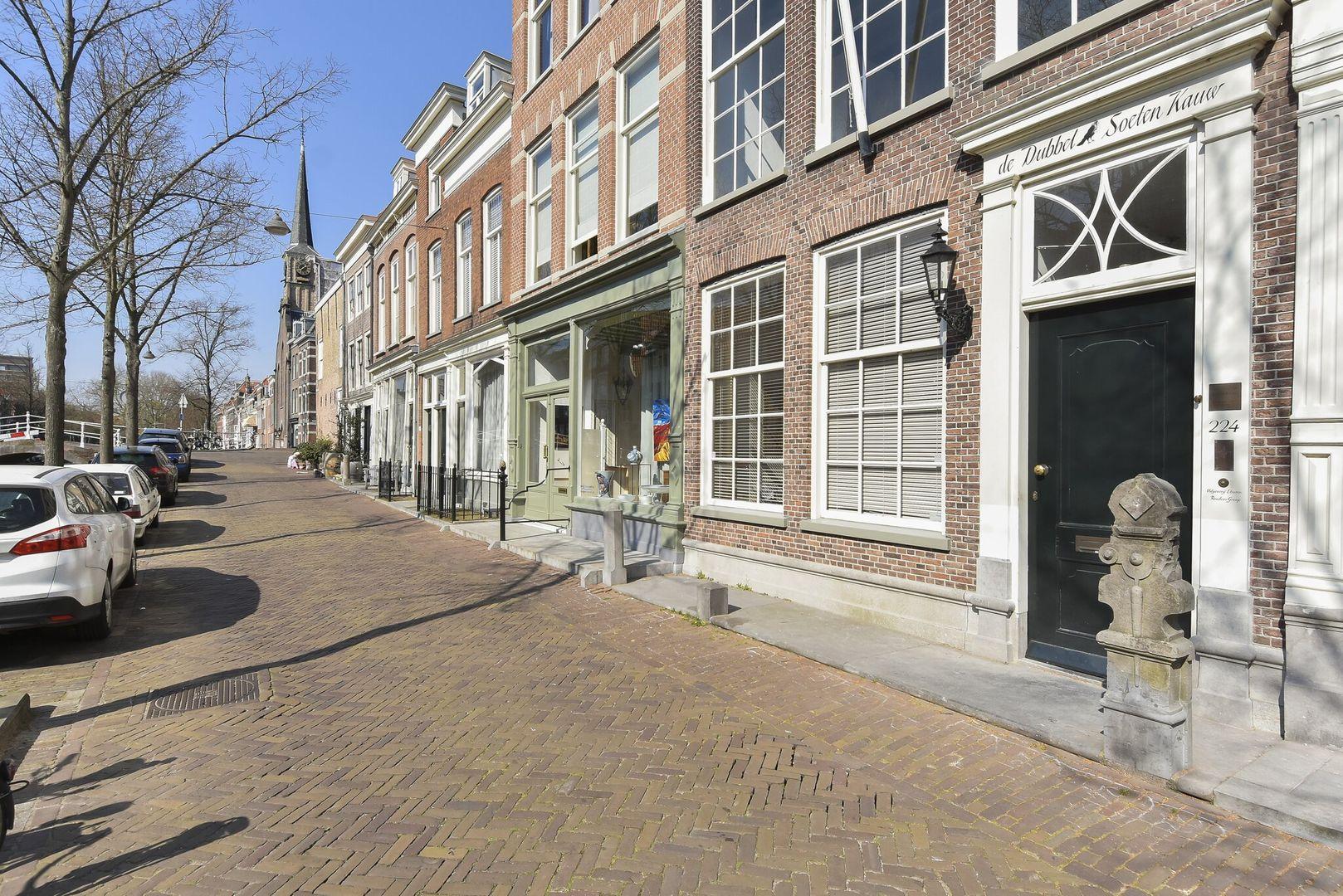 Oude Delft 224, Delft foto-1