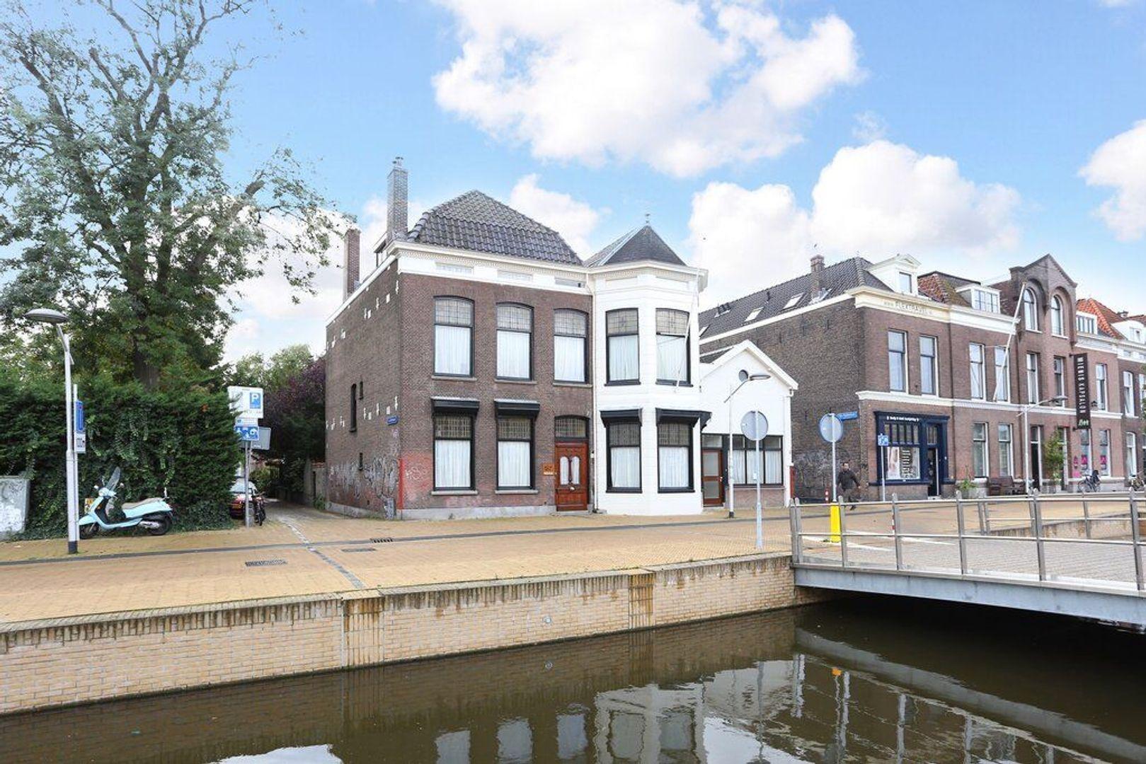Spoorsingel 57, Delft foto-1