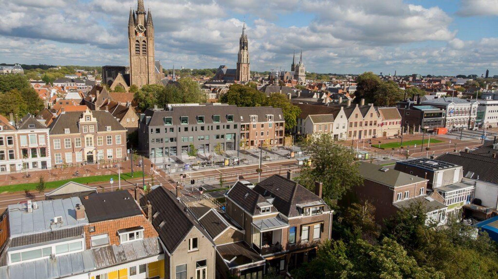 Spoorsingel 57, Delft foto-5