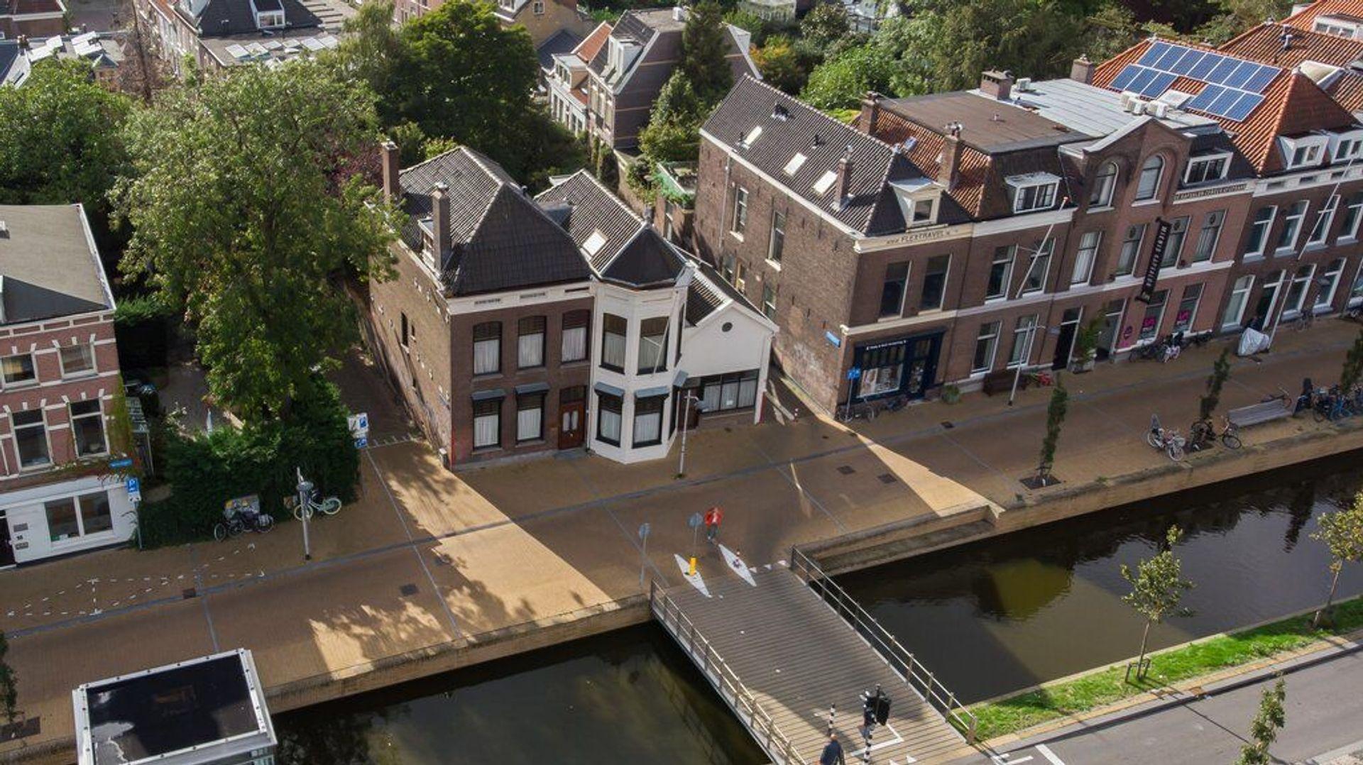 Spoorsingel 57, Delft foto-0
