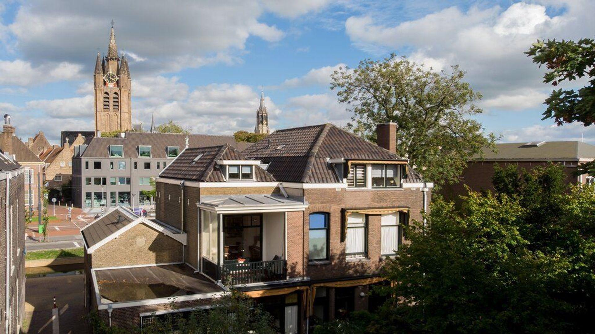Spoorsingel 57, Delft foto-3