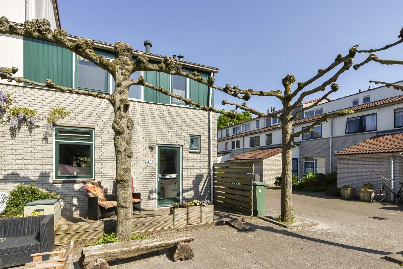 Aalscholverring 30, Delft foto-1