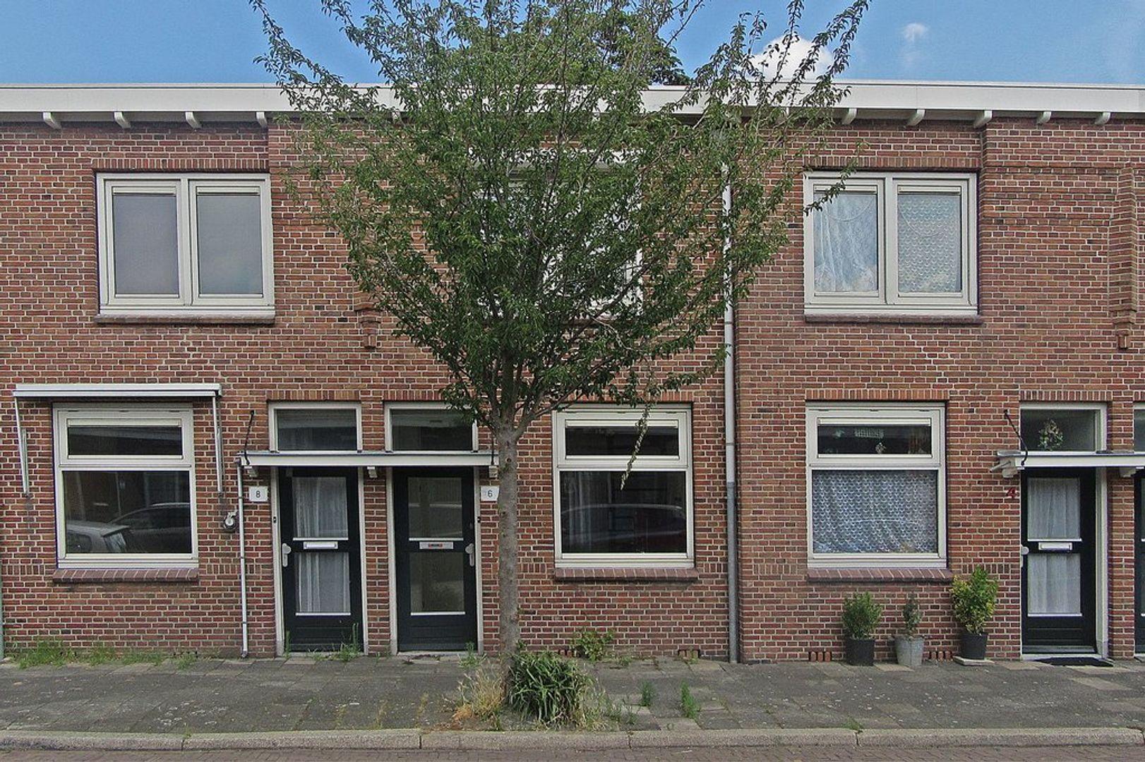Jan de Wittstraat 6, Delft foto-0