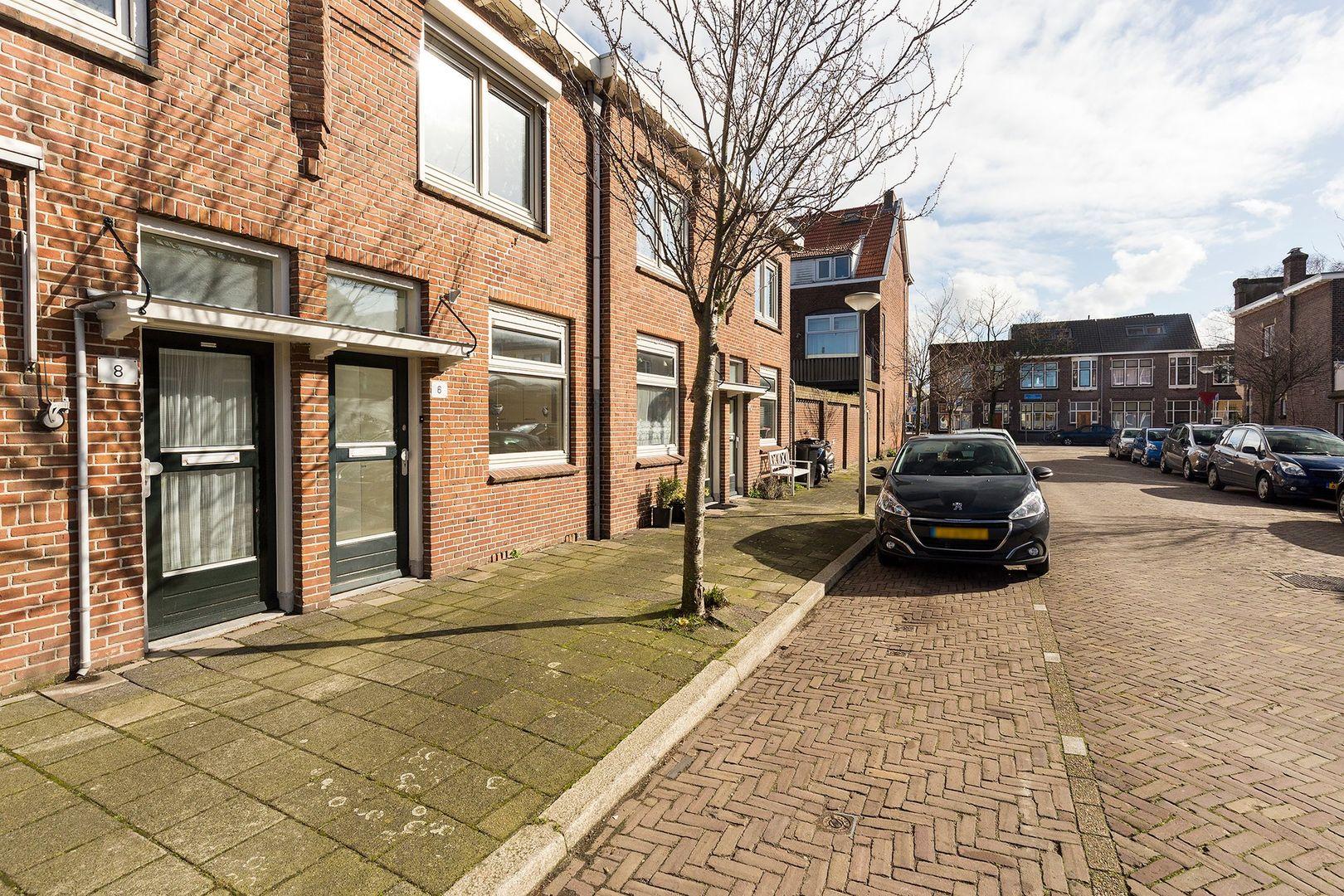 Jan de Wittstraat 6, Delft foto-1