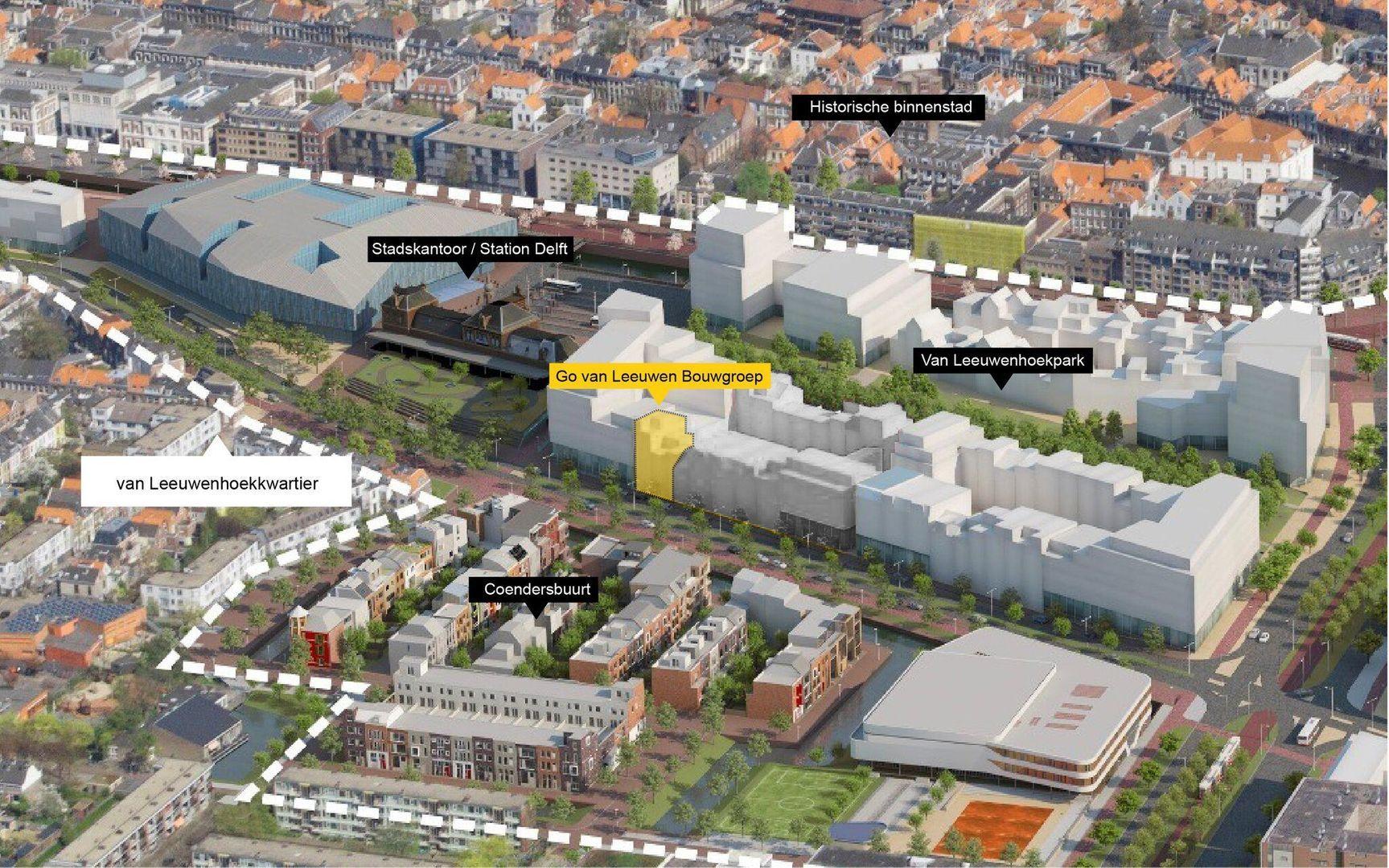 Nieuwe Gracht ong, Delft foto-2