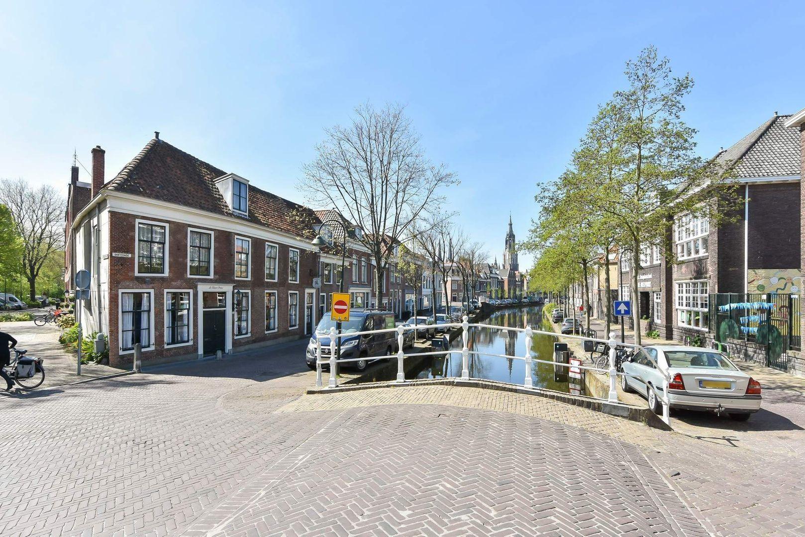 Oosteinde 1 3, Delft foto-4