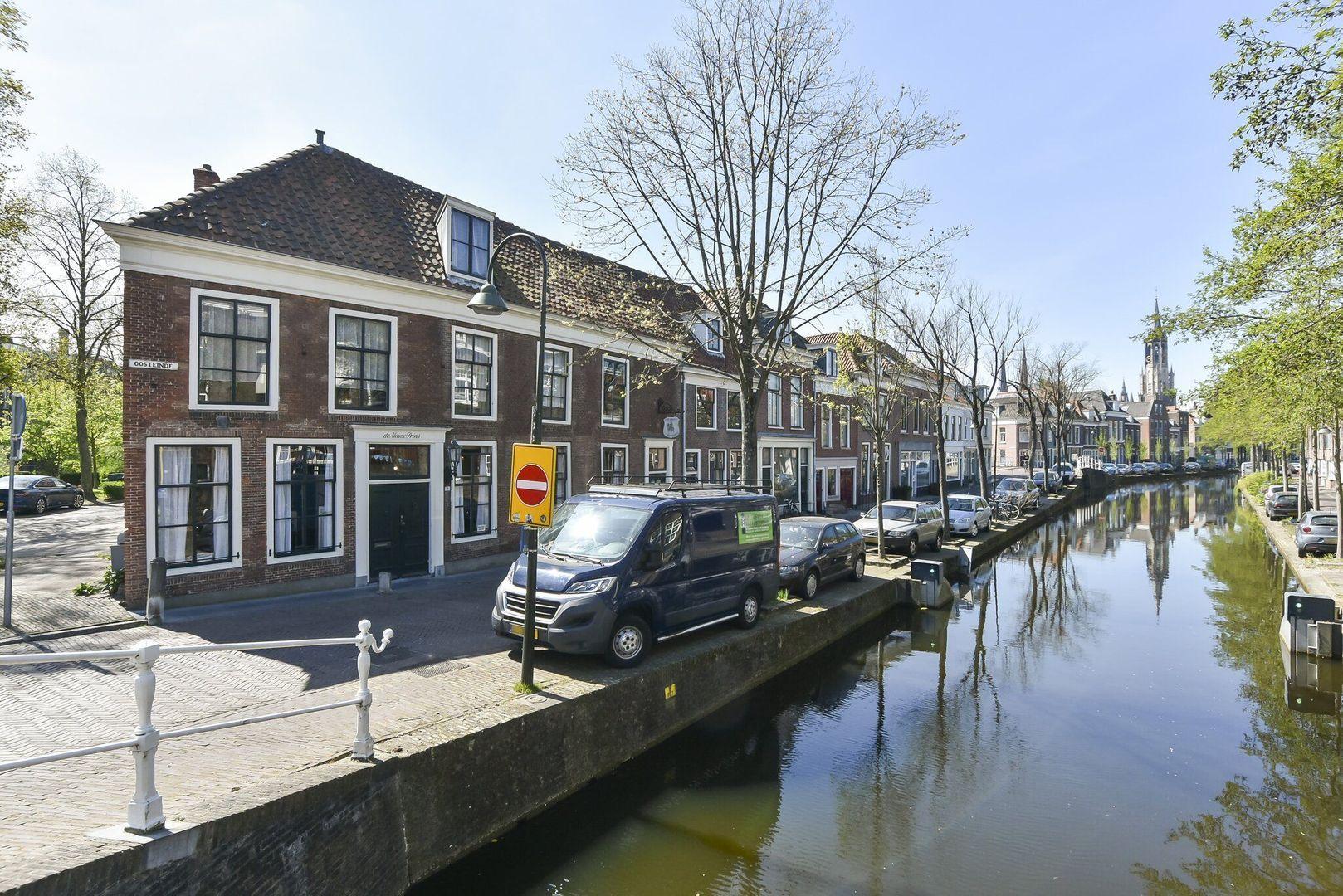 Oosteinde 1 3, Delft foto-7