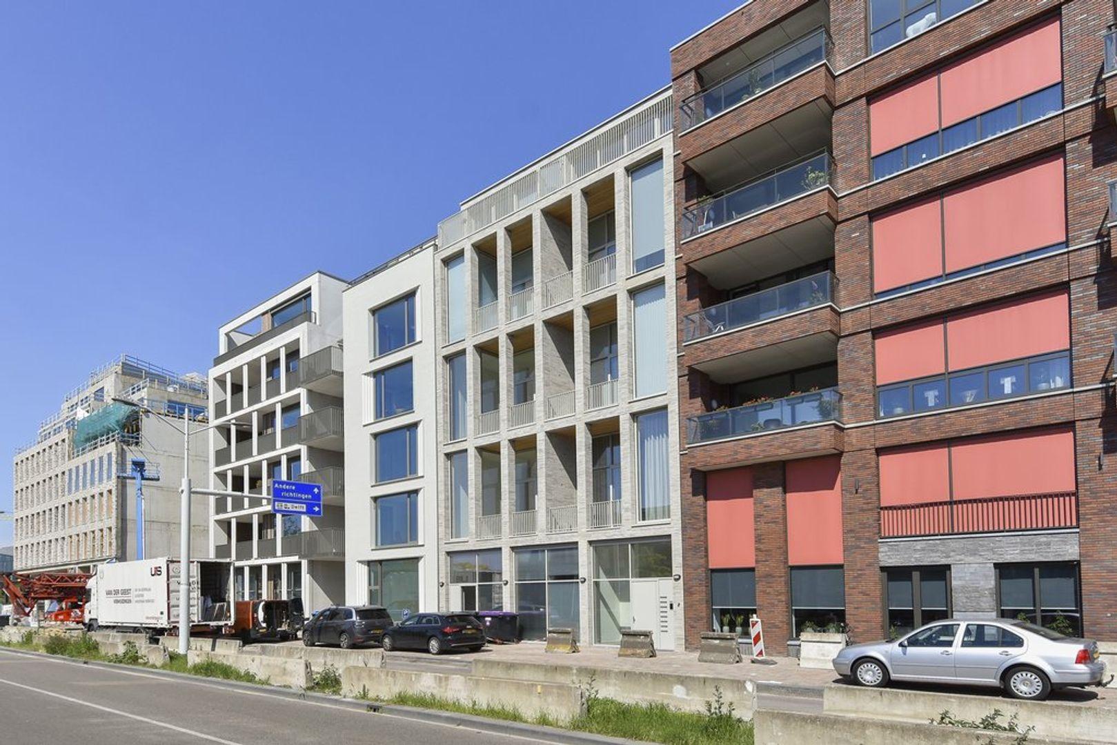 Nieuwe Gracht 133, Delft foto-3