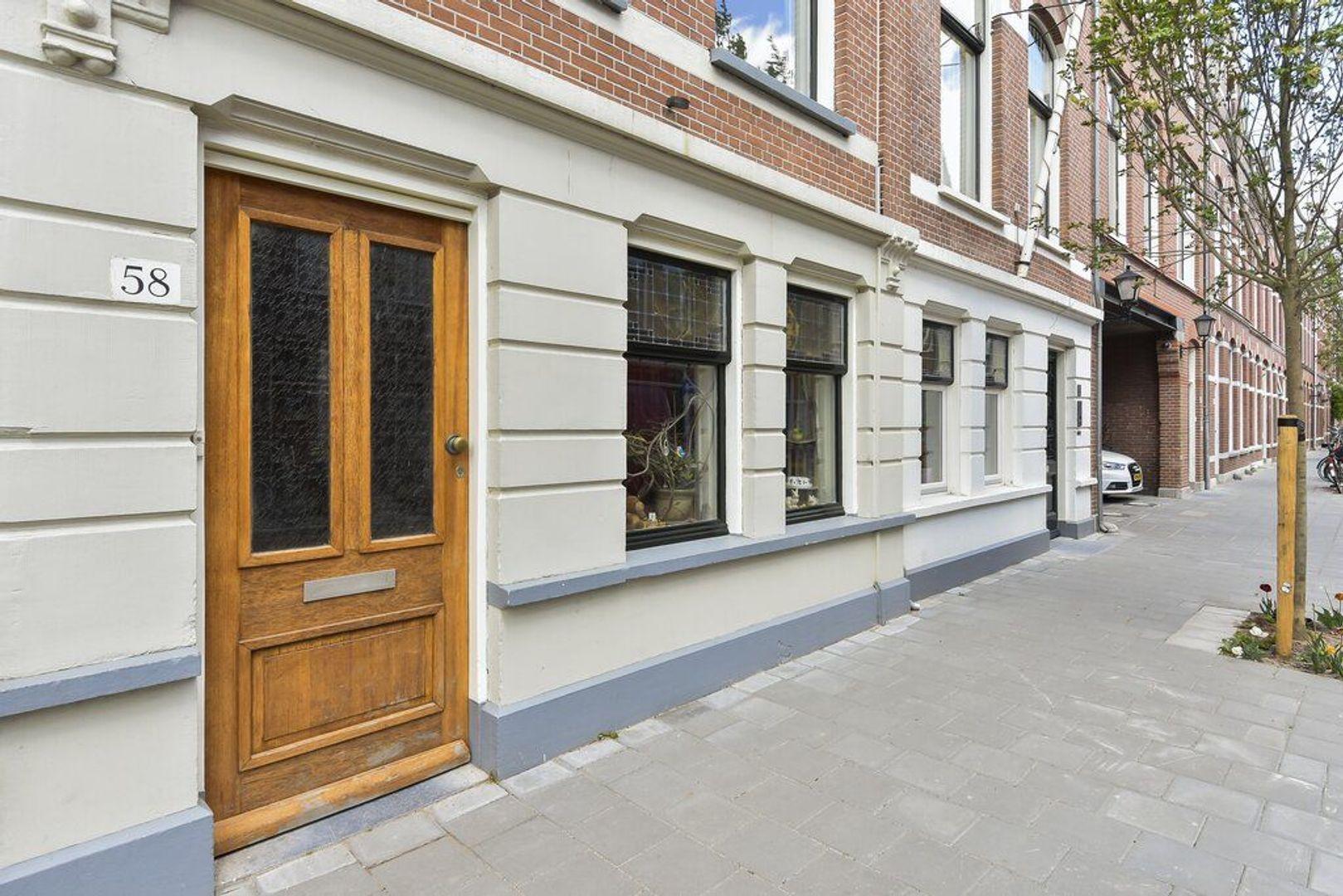 Hugo de Grootstraat 58, Delft foto-1