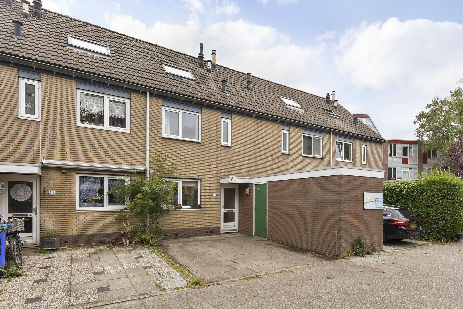 Kraanvogelstraat 66, Delft foto-0