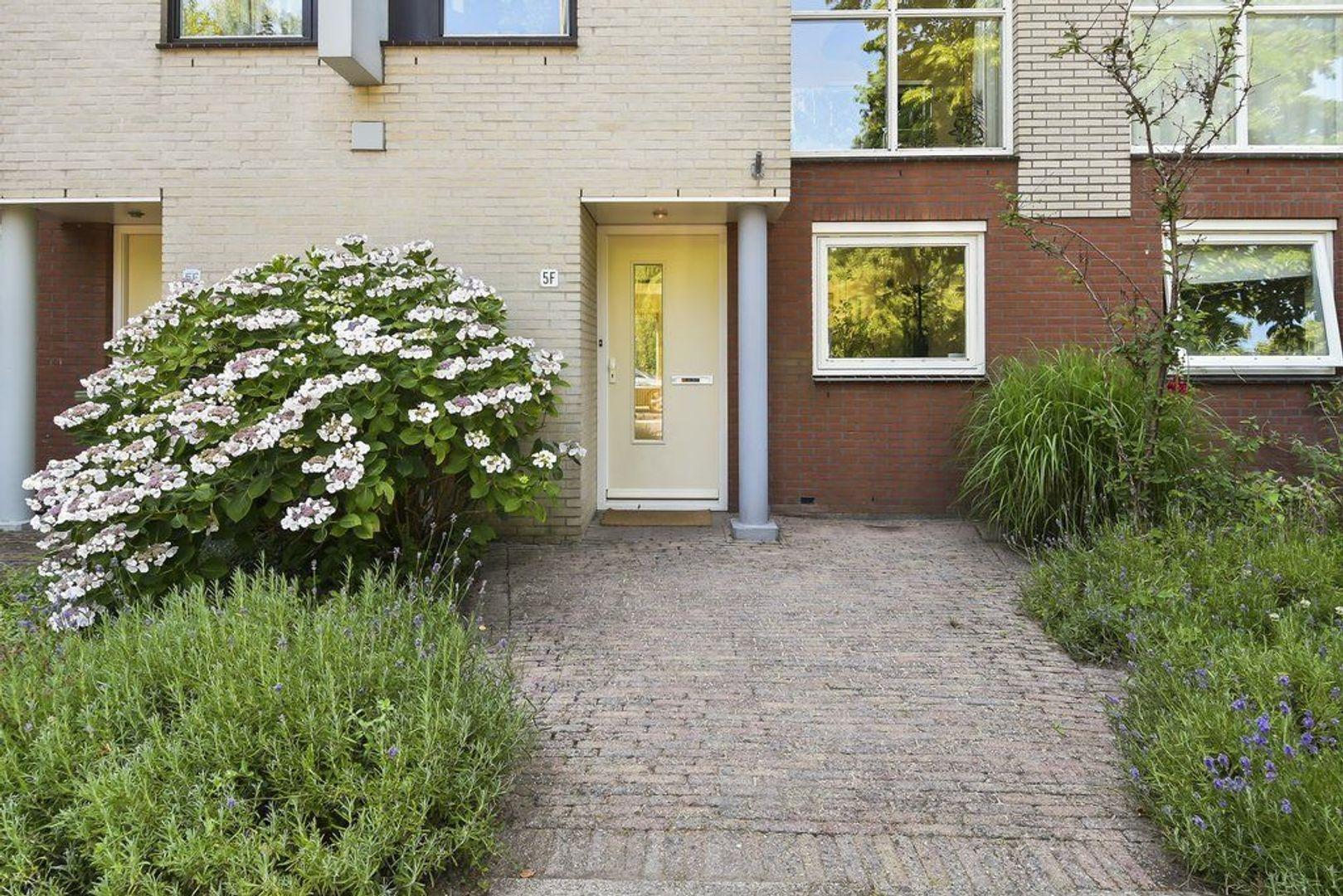 Van Miereveltlaan 5 f, Delft foto-1