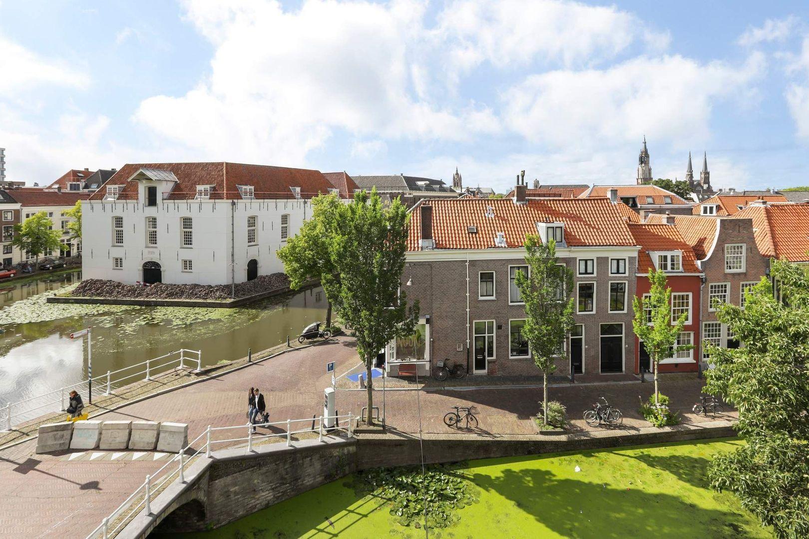 Zuidwal 3, Delft foto-1