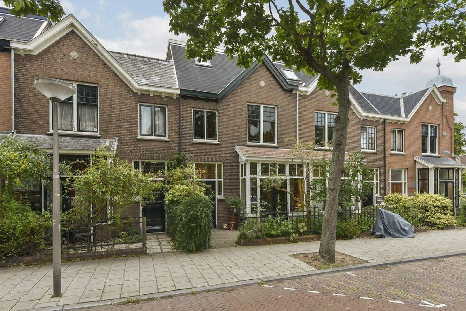 Van Speykstraat 12, Delft foto-0
