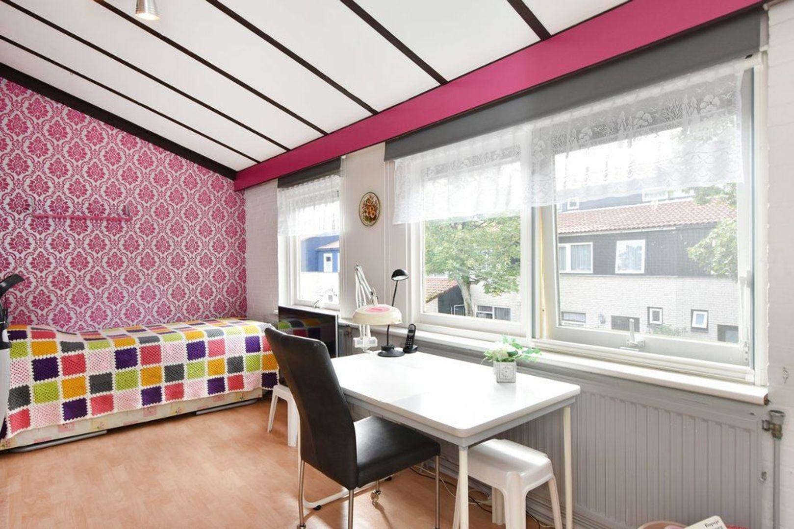 Kiekendiefhof 18, Delft foto-21