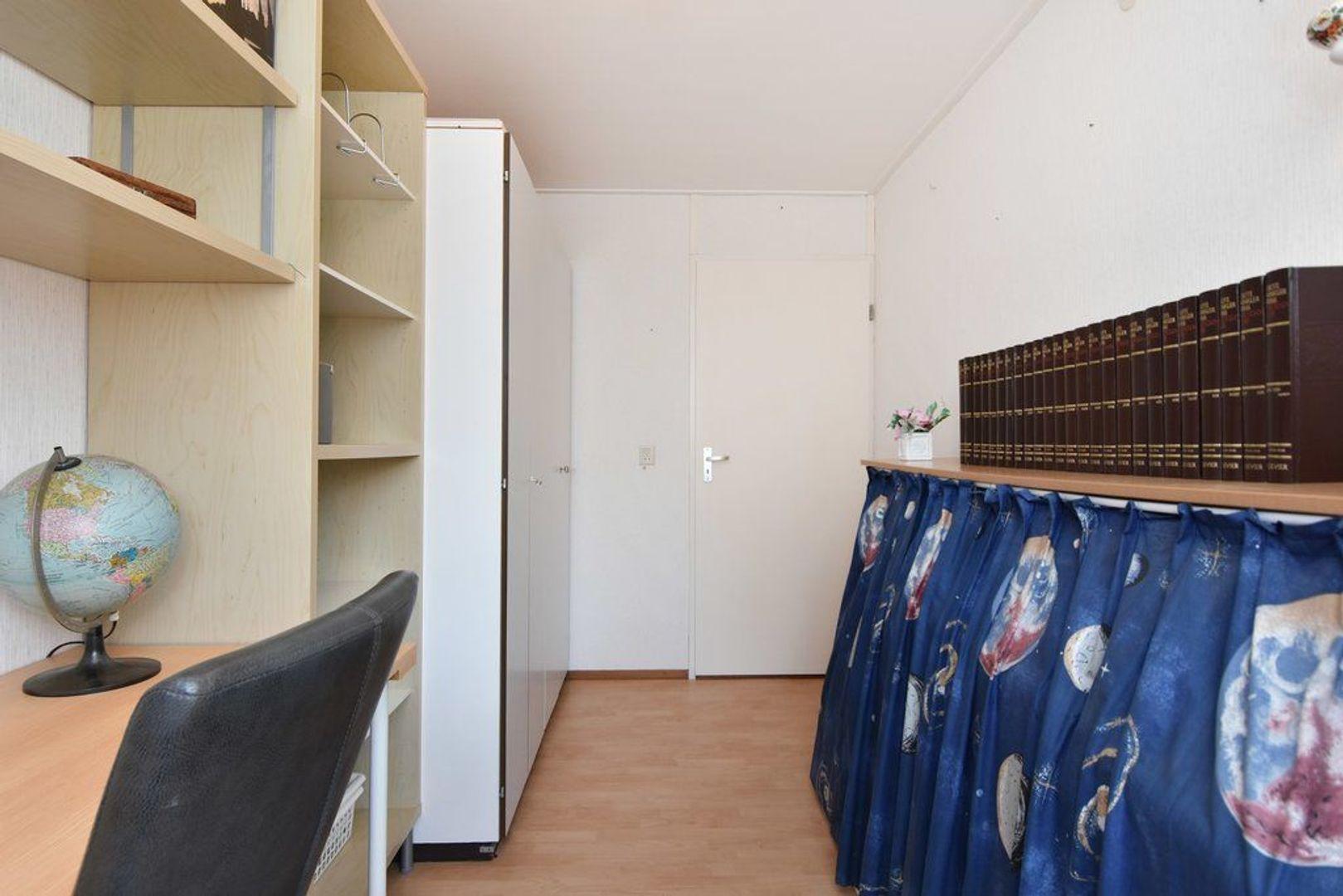 Kiekendiefhof 18, Delft foto-25