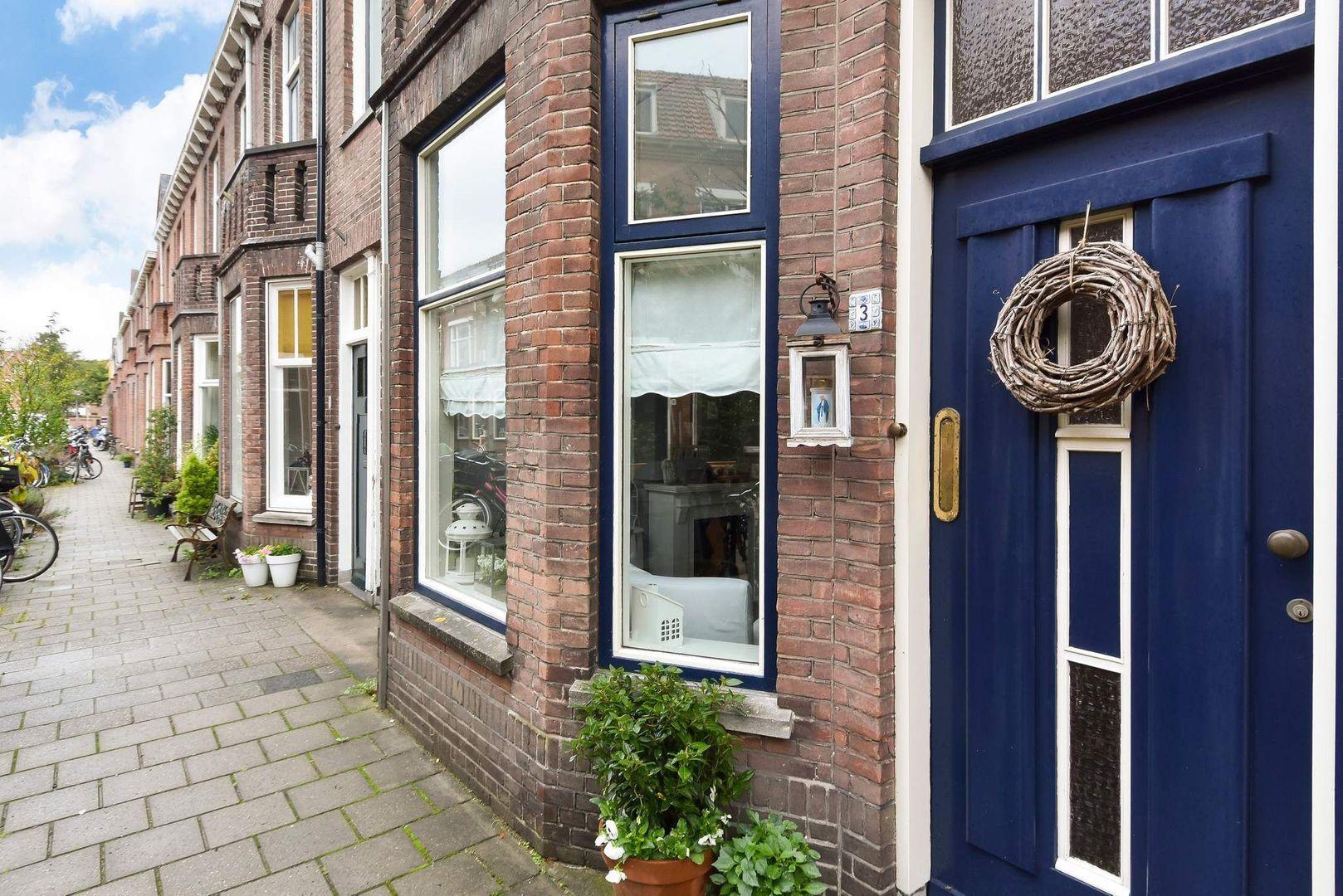 Piet Heinstraat 3, Delft foto-0