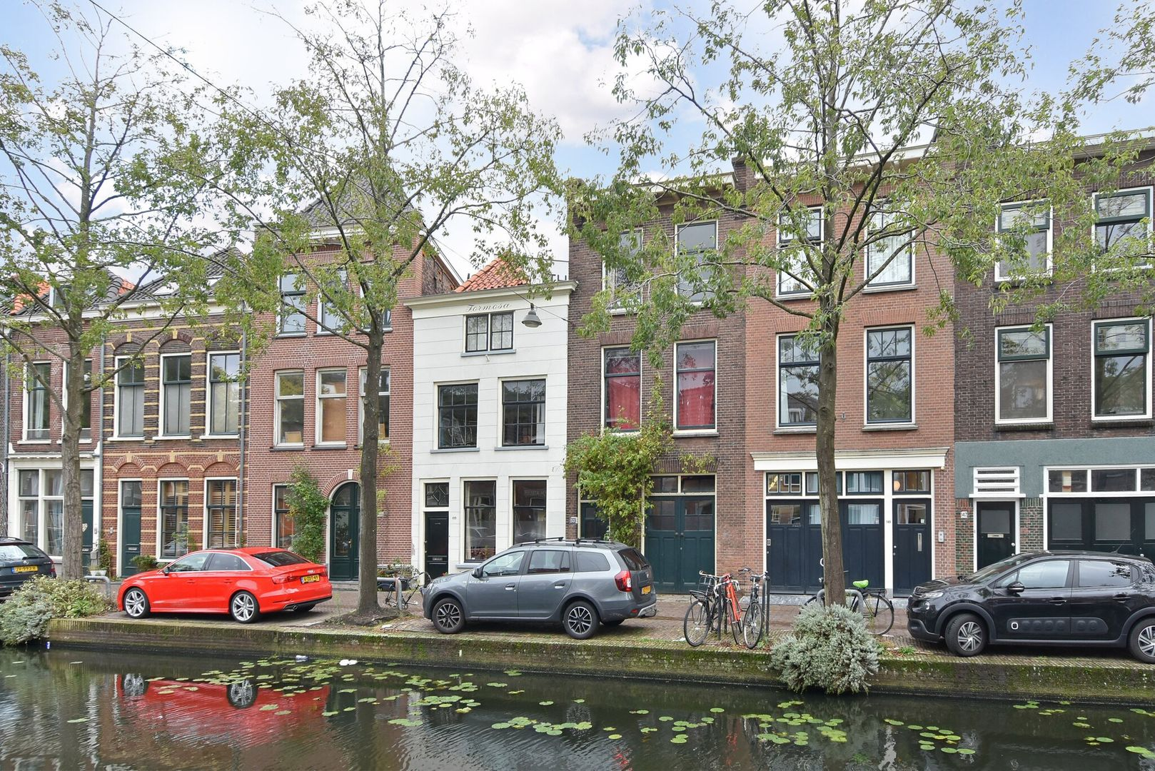 Achterom 153, Delft foto-0