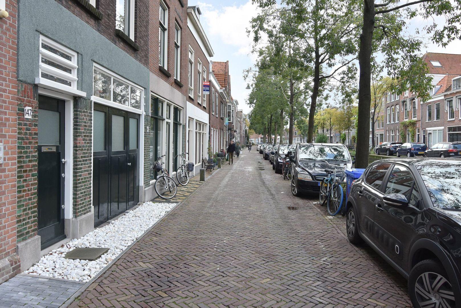 Achterom 153, Delft foto-1