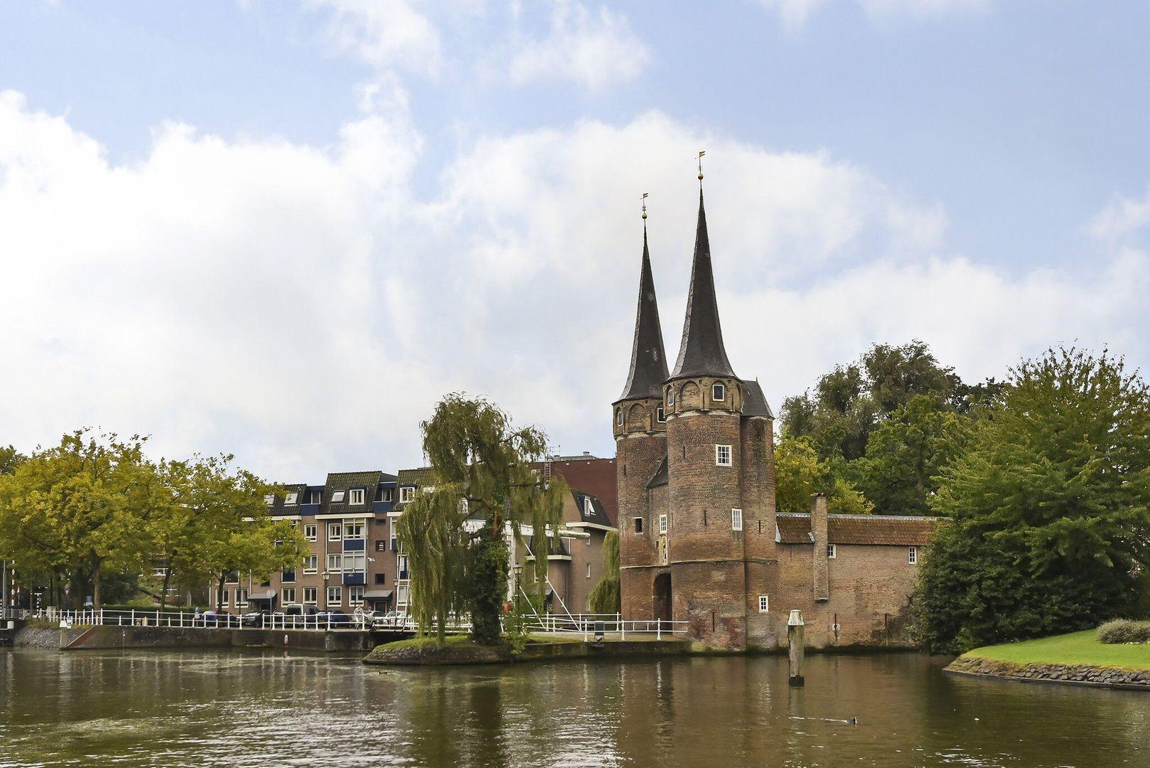 Stalpaert van der Wieleweg 6 -8, Delft foto-1