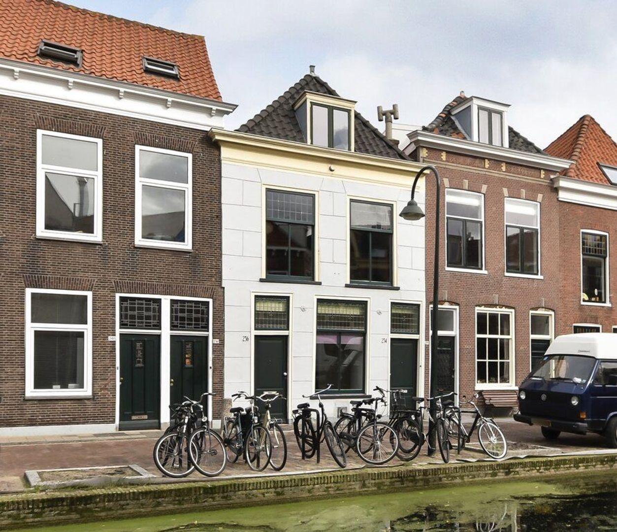 Oosteinde 234, Delft foto-0