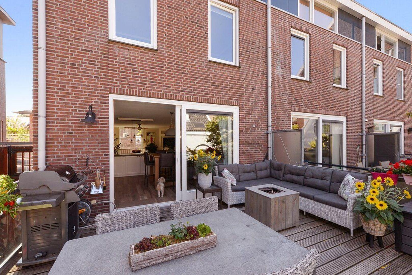 Drie Akersstraat 5, Delft foto-19