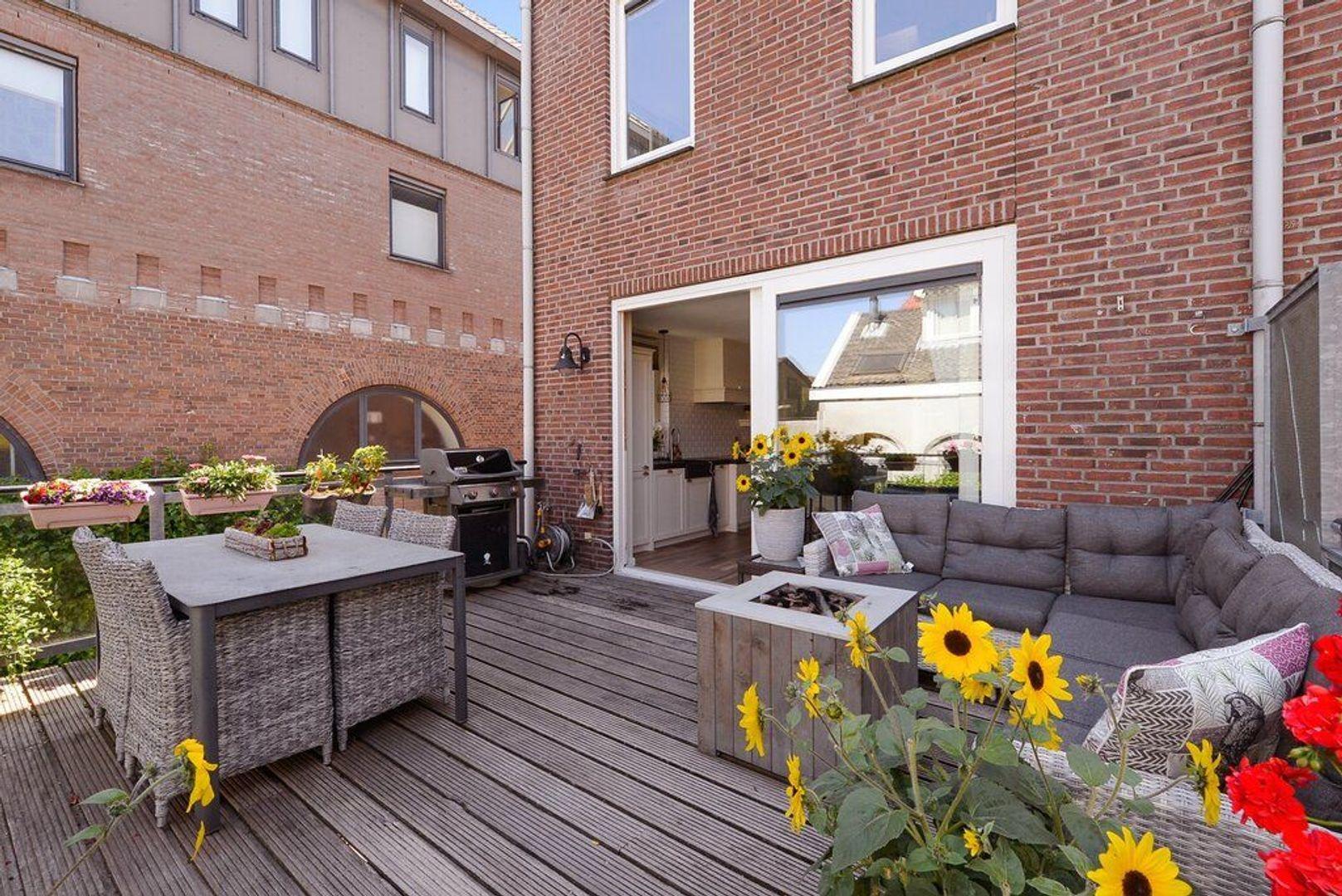Drie Akersstraat 5, Delft foto-22