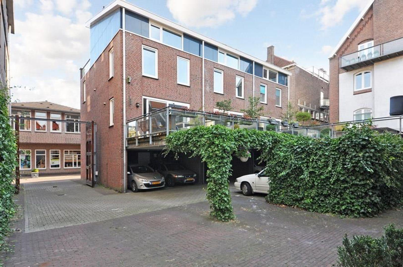 Drie Akersstraat 5, Delft foto-1