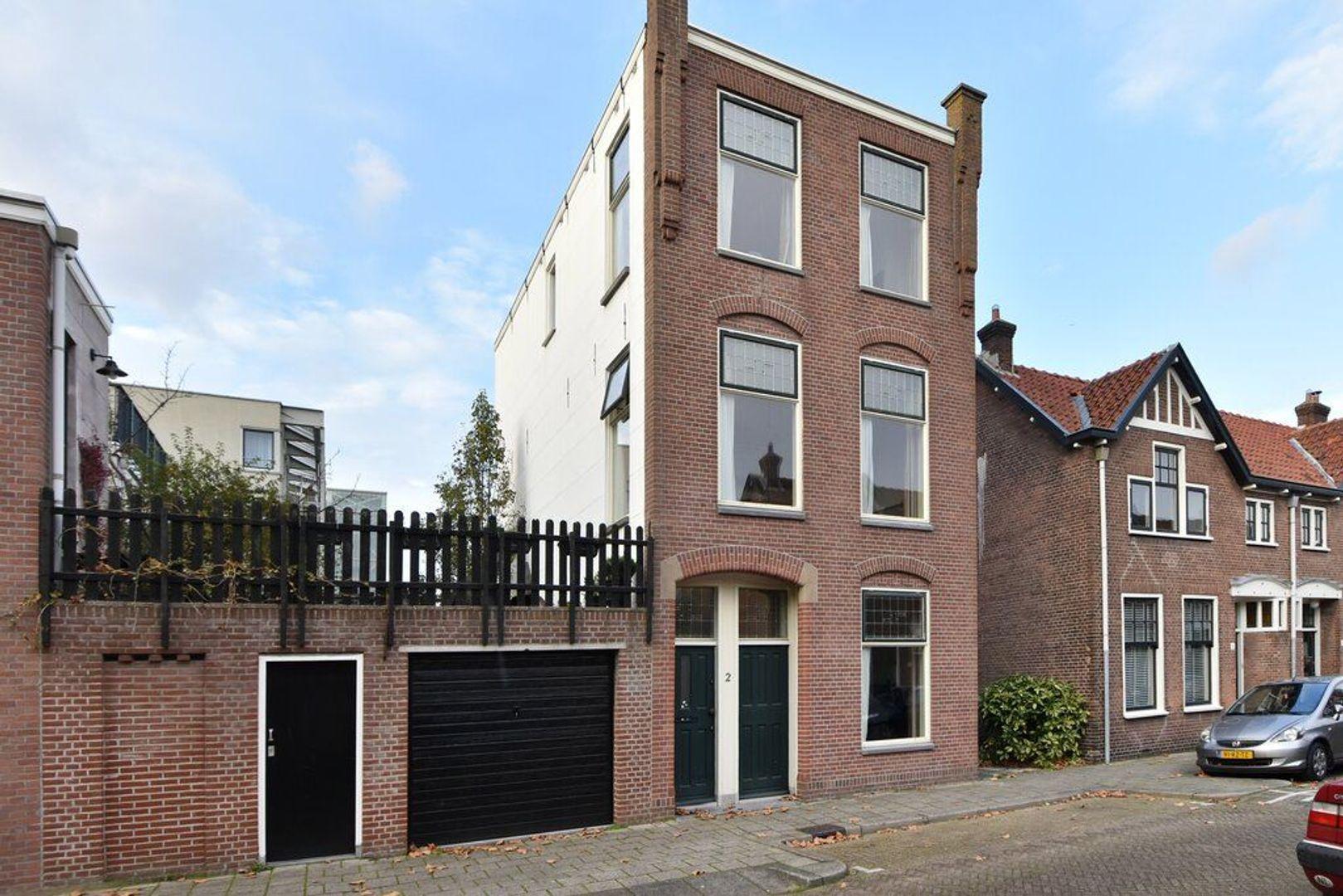 Vermeerstraat 2, Delft foto-0