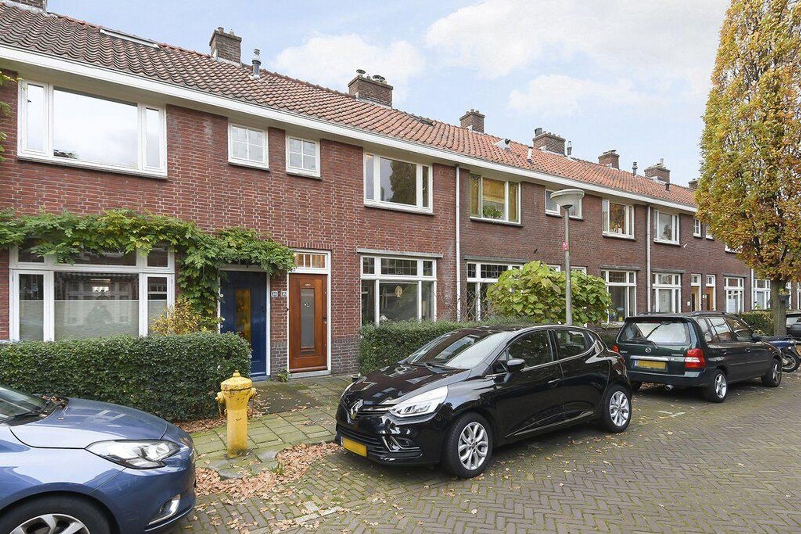 Justus van Schoonhovenstraat 35, Delft foto-0
