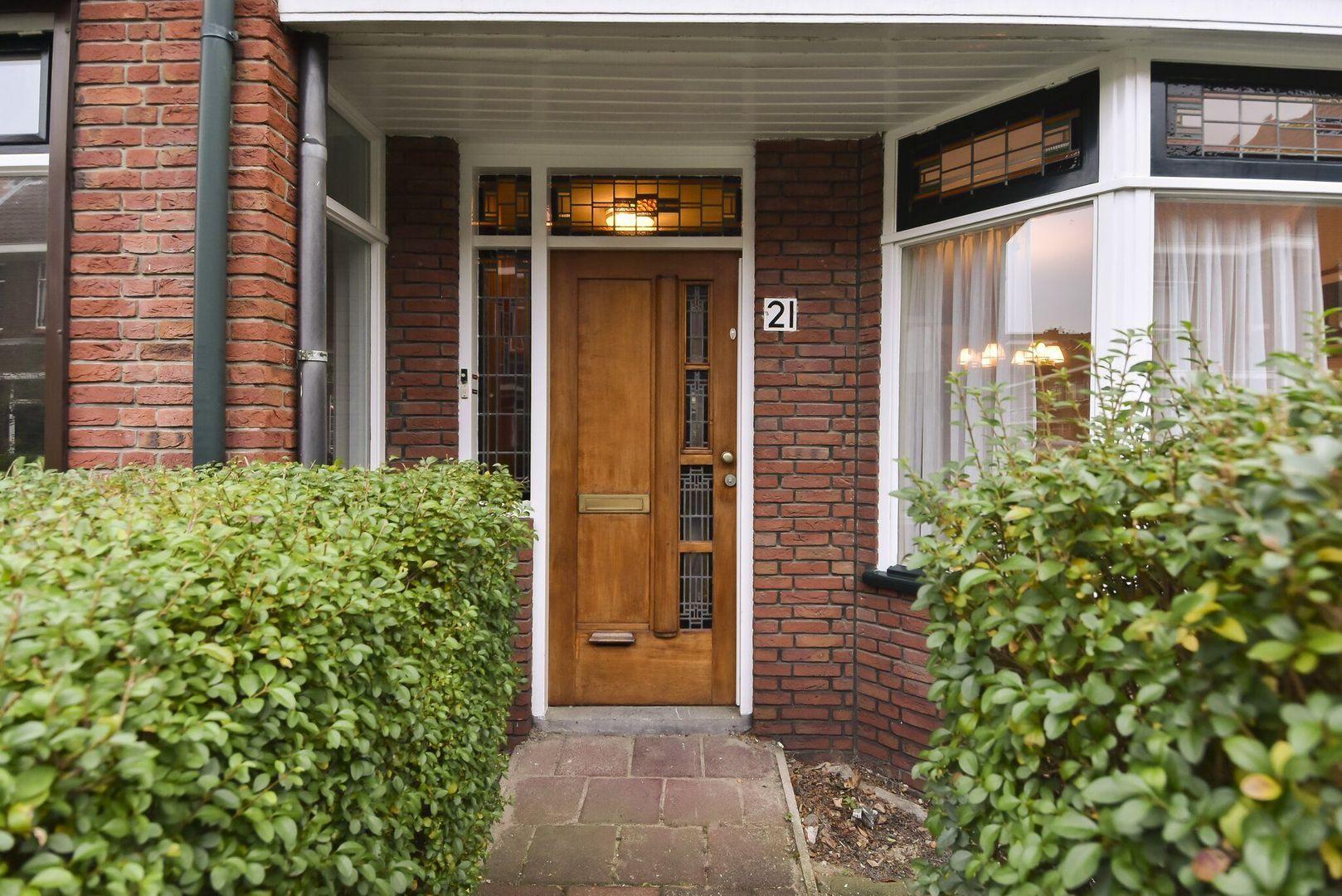Van Heemstrastraat 21, Delft foto-1