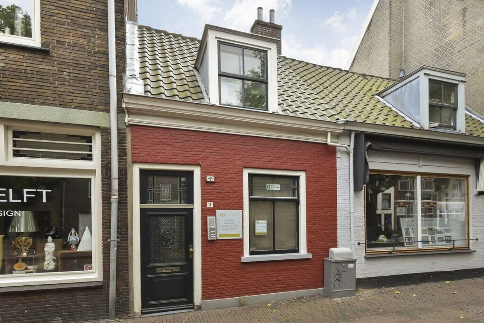 Nieuwe Langendijk 3, Delft foto-2