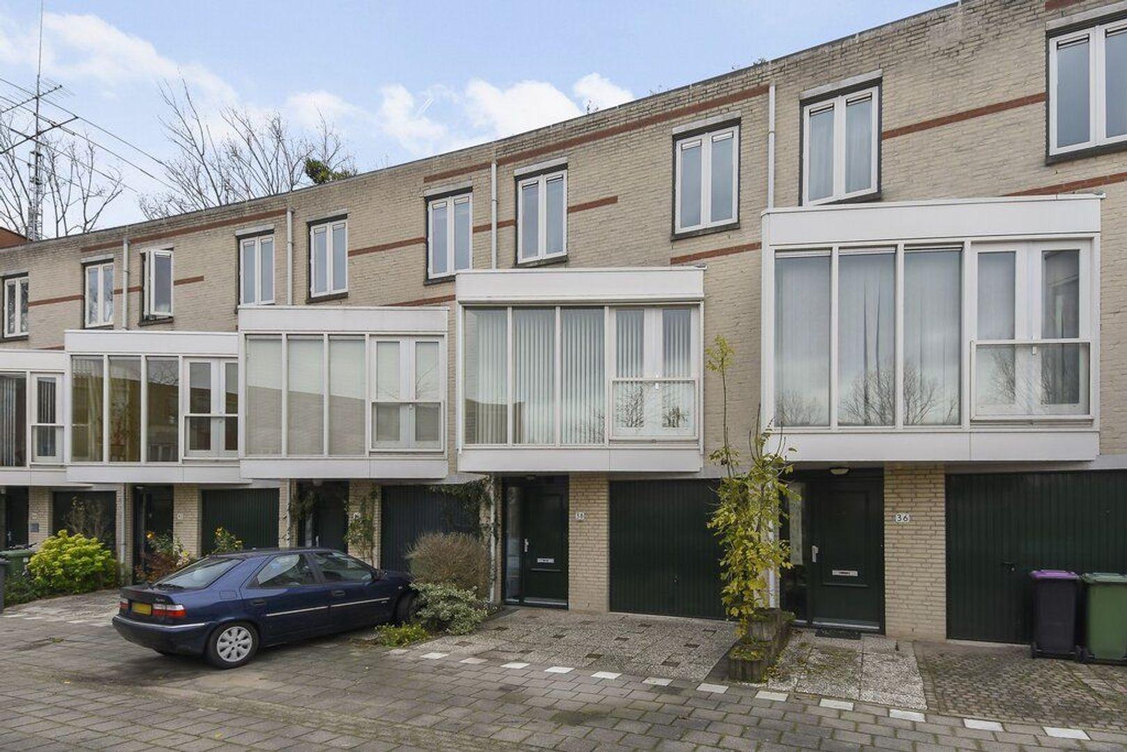 Waterloop 38, Delft foto-1