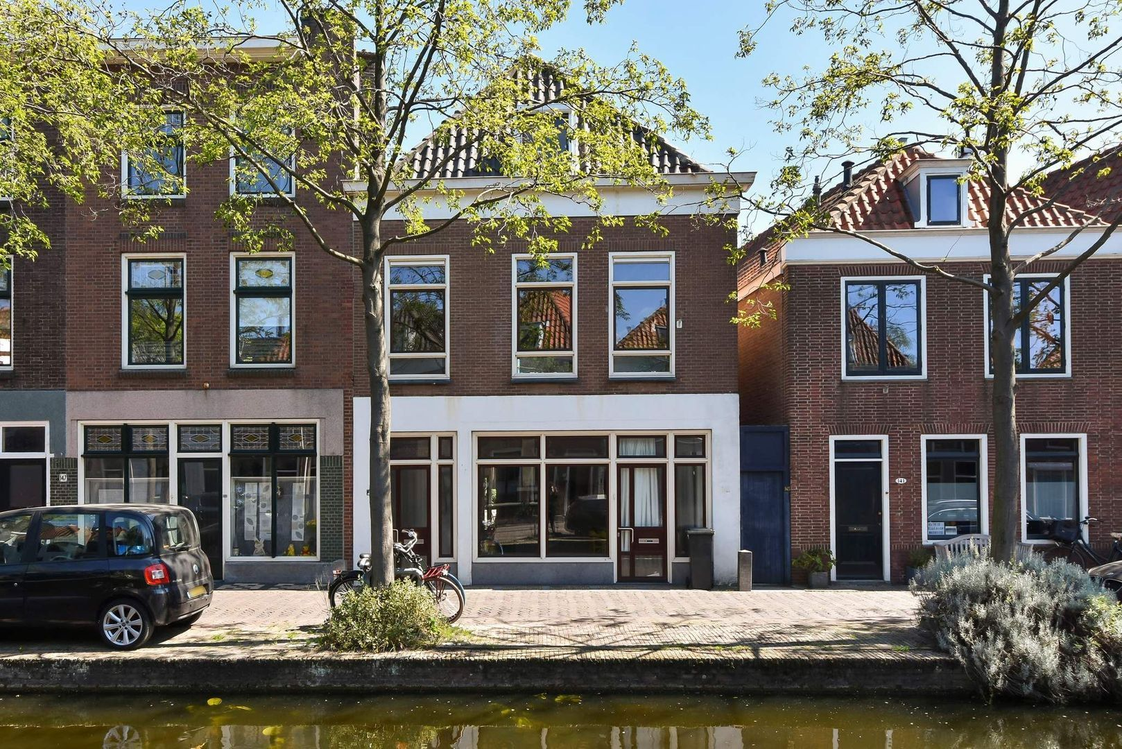 Achterom 143 a, Delft foto-2