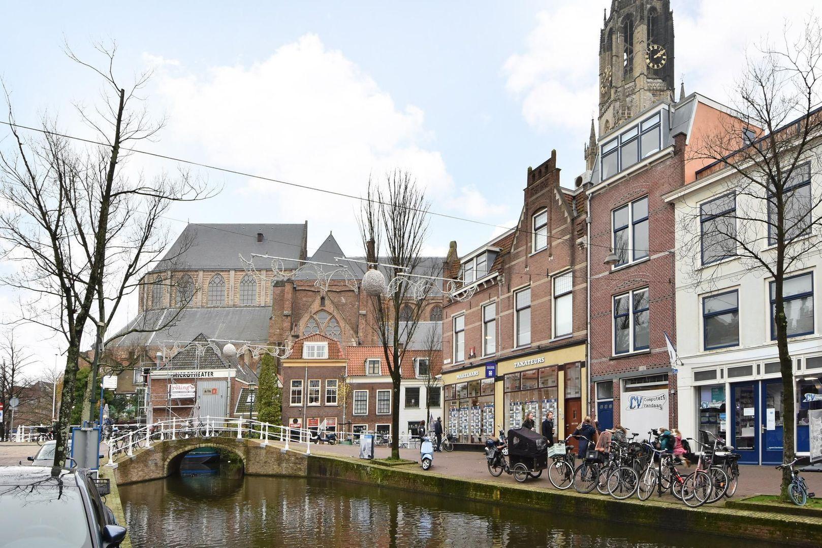 Vrouwjuttenland 5 -7, Delft foto-2