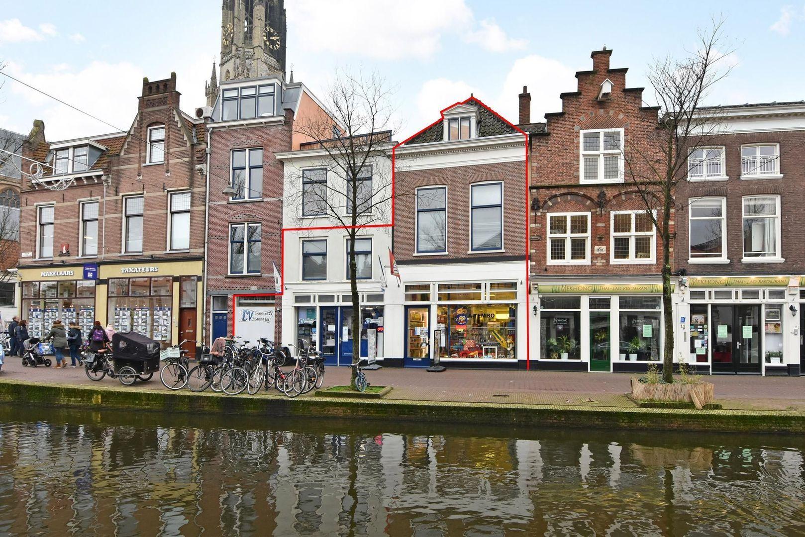 Vrouwjuttenland 5 -7, Delft foto-0