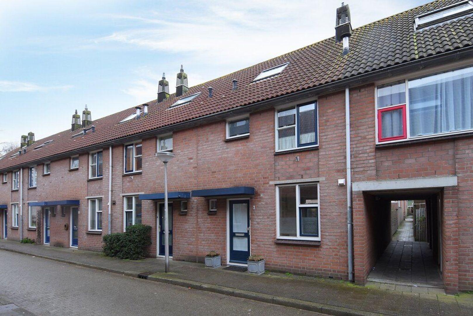 Ghanastraat 6, Delft foto-0