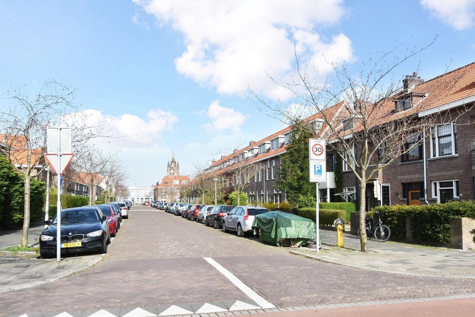Van der Heimstraat 63, Delft foto-1