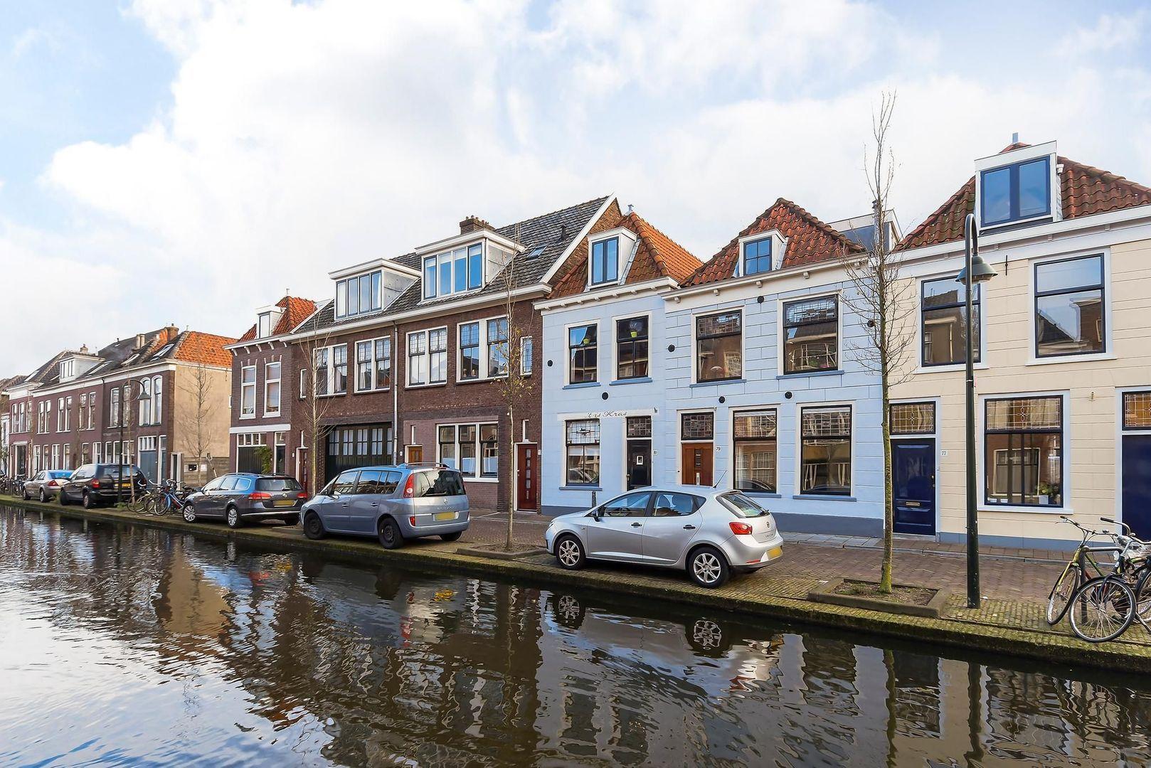 Rietveld 79 & 79a, Delft foto-0
