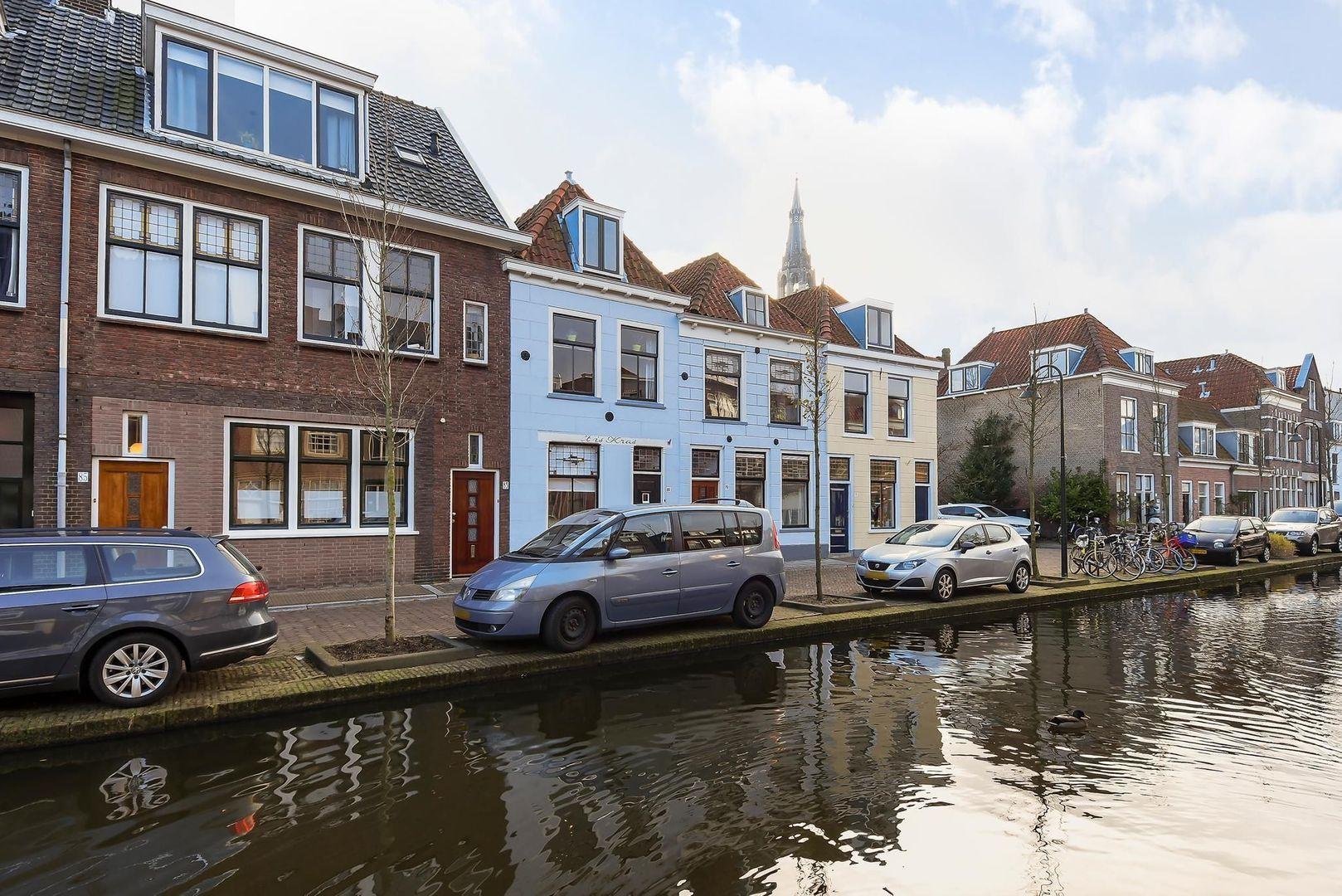 Rietveld 79 & 79a, Delft foto-1