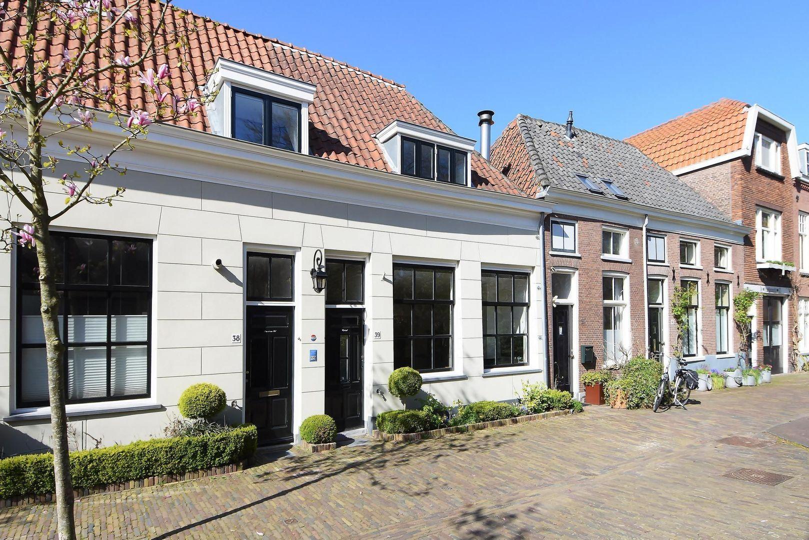 Paardenmarkt 39, Delft foto-0