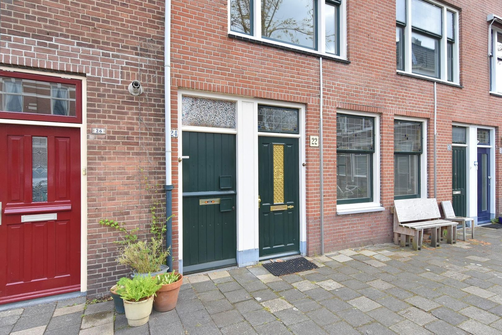 Sint Olofsstraat 24, Delft foto-1