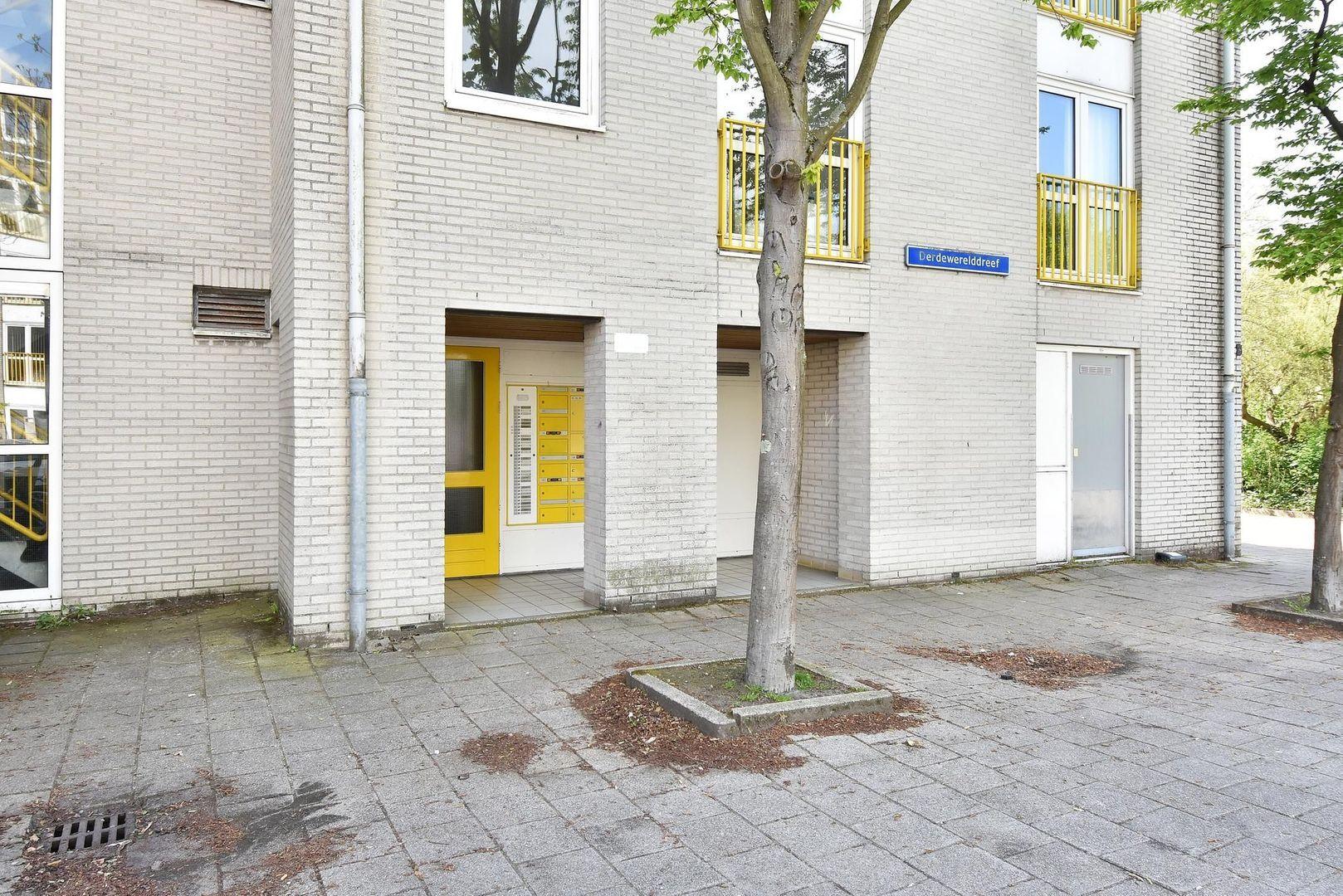 Derde Werelddreef 38, Delft foto-1