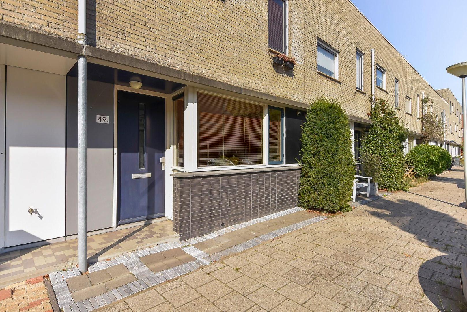 Sandinoweg 49, Delft foto-1