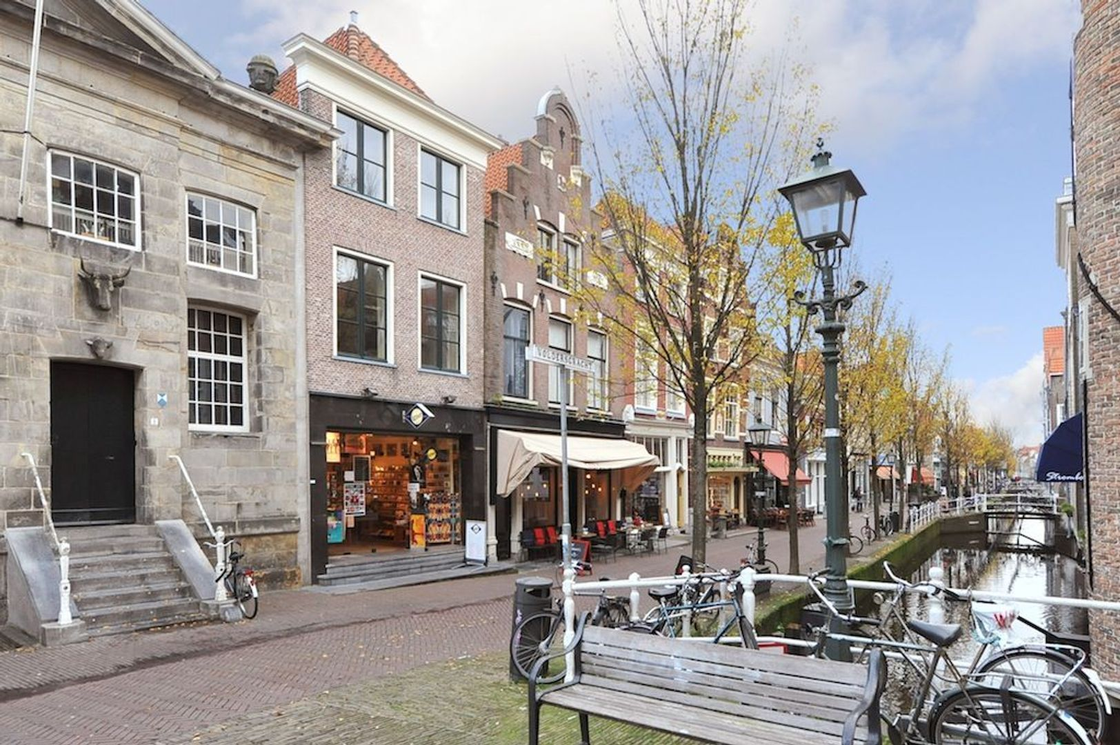 Halsteeg 8, Delft foto-0