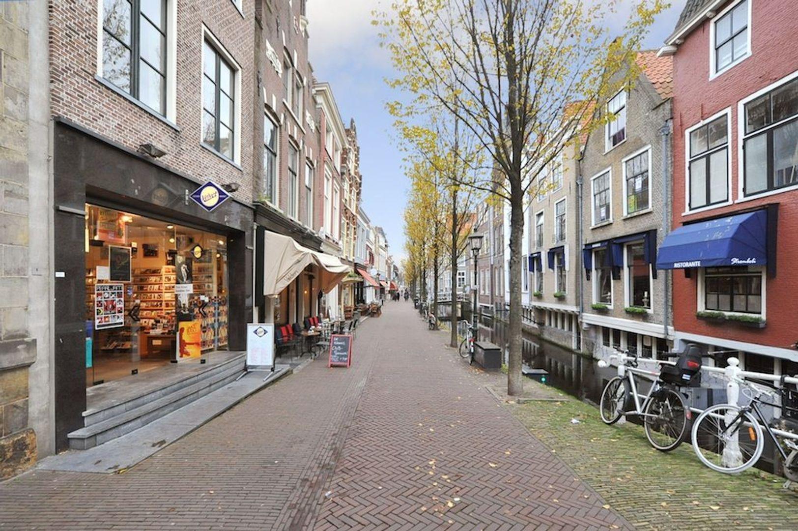 Halsteeg 8, Delft foto-1