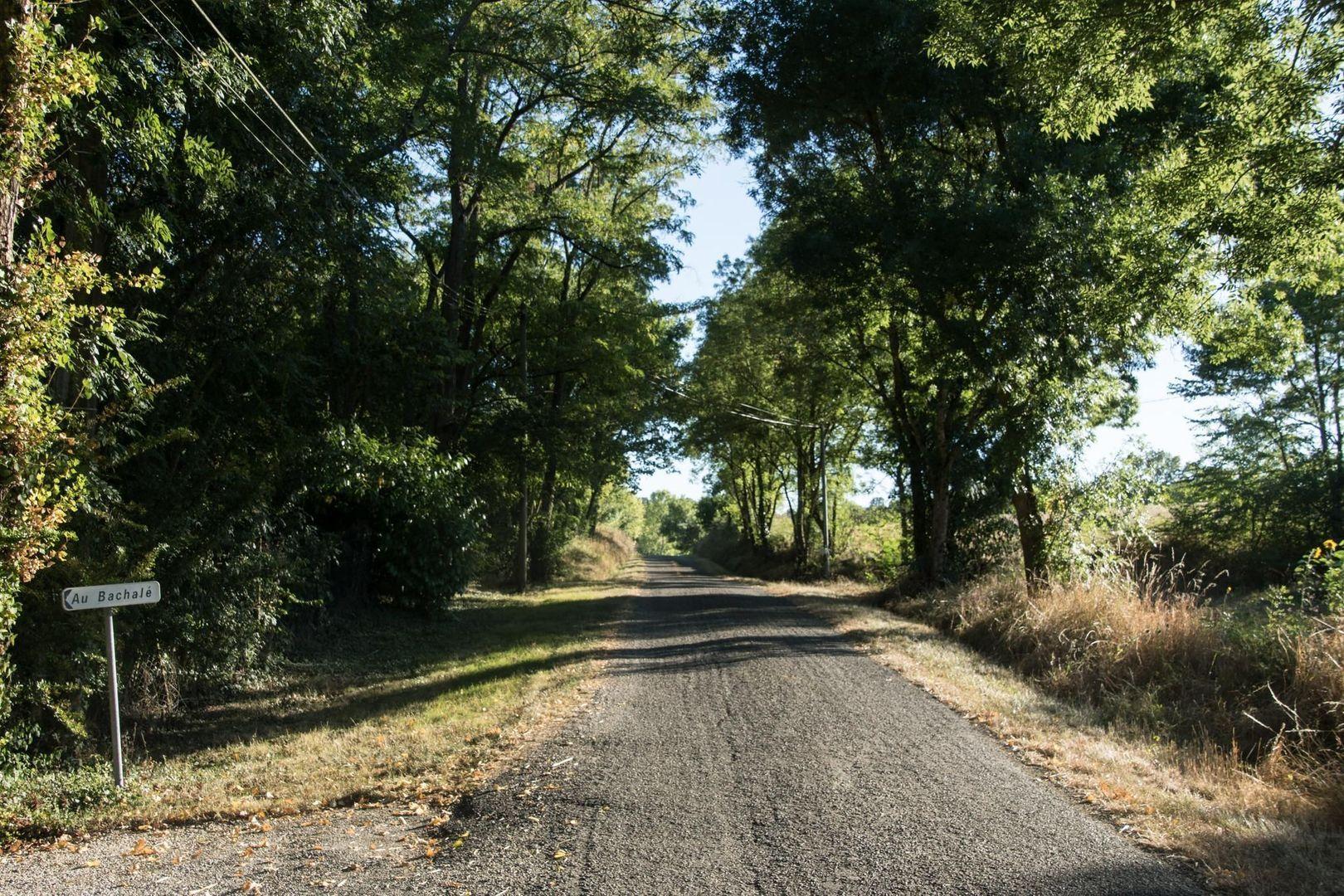 Chemin du Bachale, Jegun, Gers foto-34