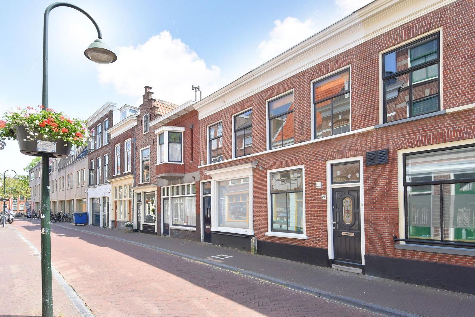 Breestraat 21, Delft foto-0