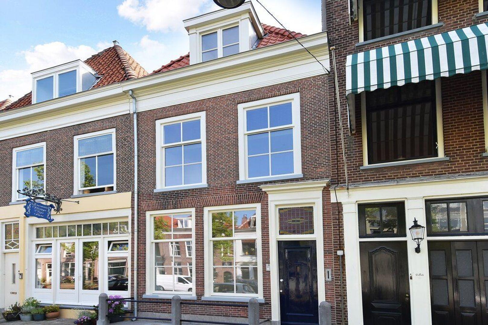 Voorstraat 70 B, Delft foto-1