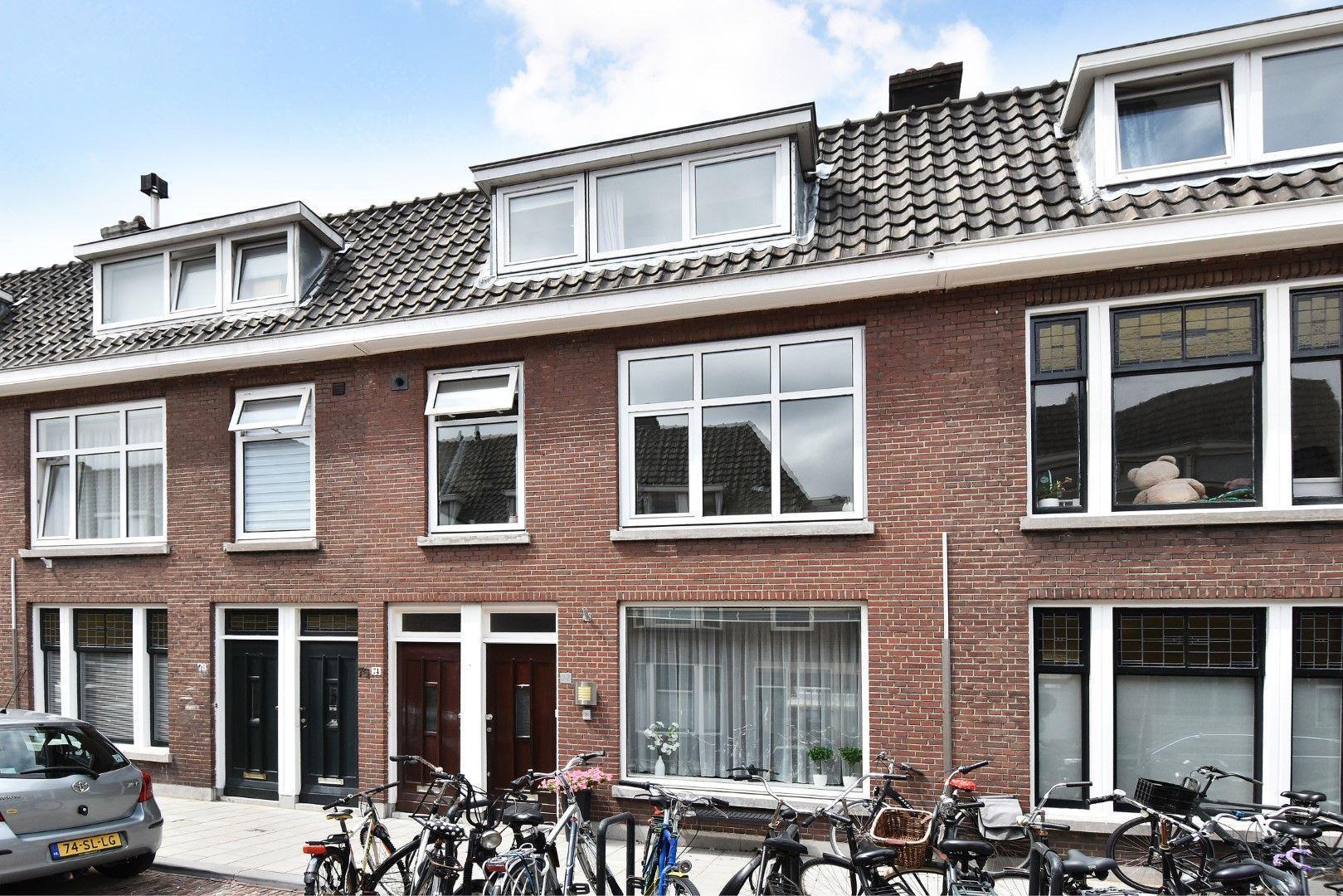 C. Fockstraat 74, Delft foto-0